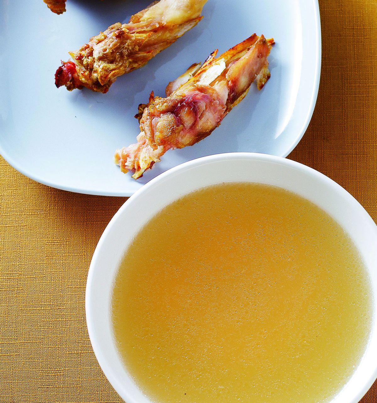 食譜:魚高湯(3)