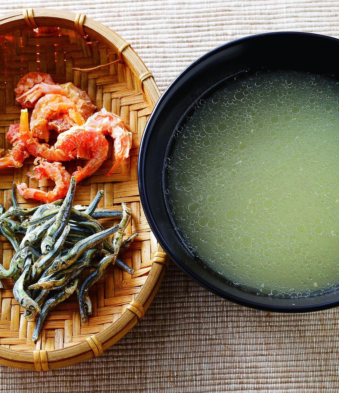 食譜:日式拉麵高湯