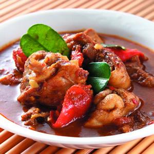 泰式咖哩雞(2)