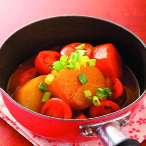 南洋咖哩燉蘿蔔