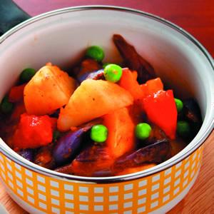 義式茄汁燉馬鈴薯