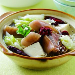 蒙古羊肉鍋