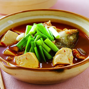 麻辣鮮魚鍋