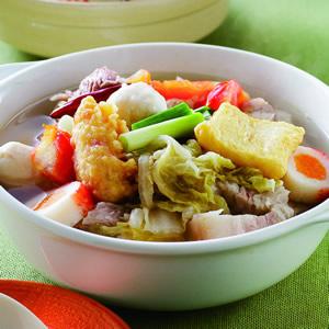 酸白菜什錦鍋