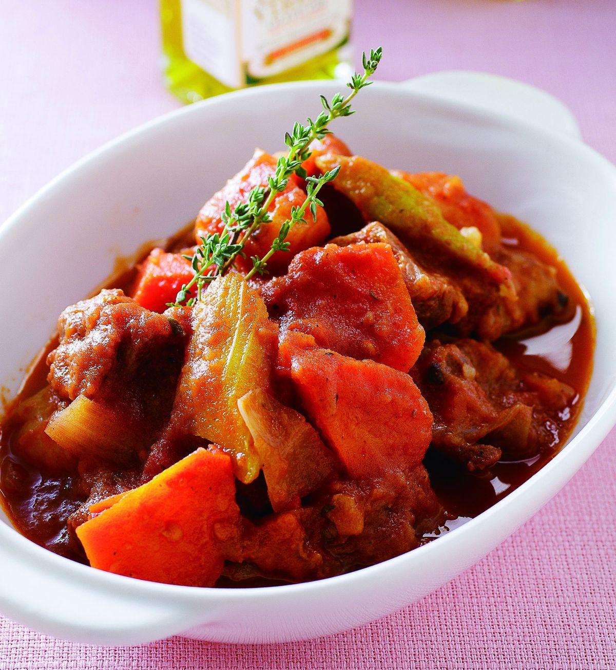 食譜:紅酒牛腩鍋