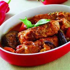 茄汁豚骨鍋