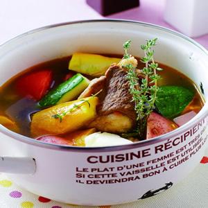 百里香草羊肉鍋