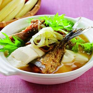味噌鮮魚鍋