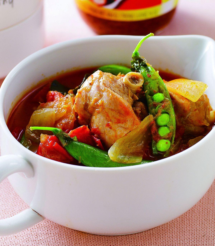 食譜:泰式酸辣鍋(3)
