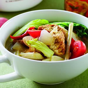 香茅咖哩鍋