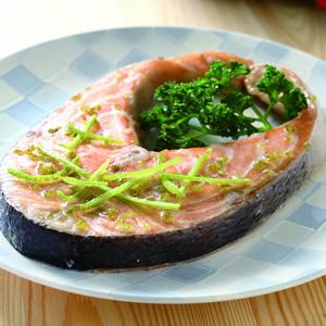 柚子皮烤魚