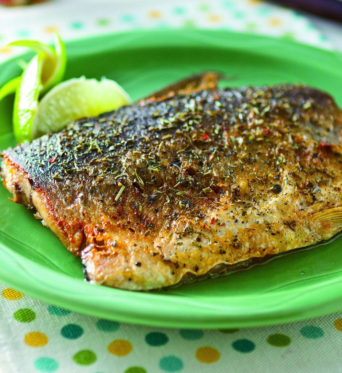 食譜:普羅旺斯香煎虱目魚