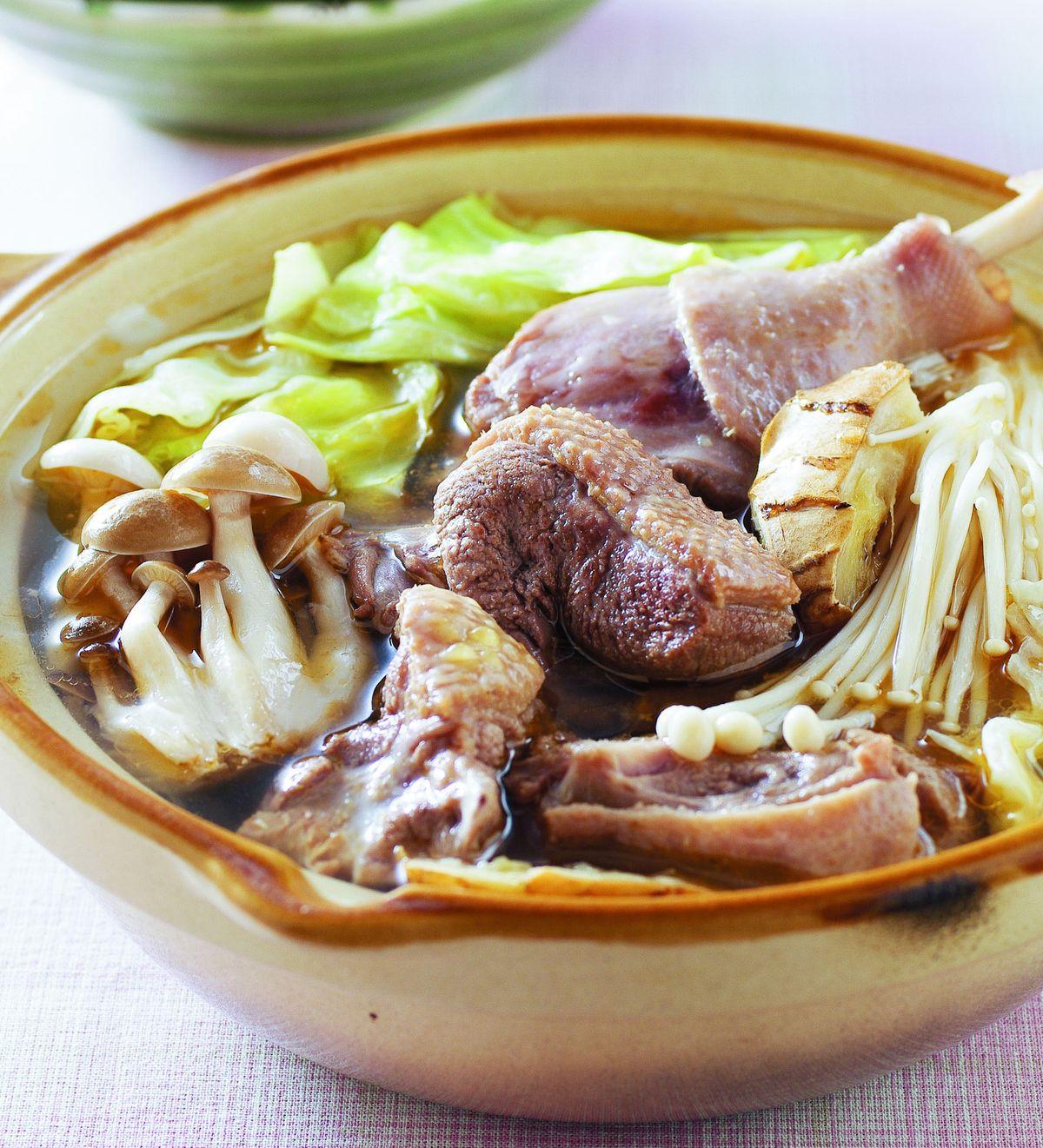 食譜:薑母鴨(7)