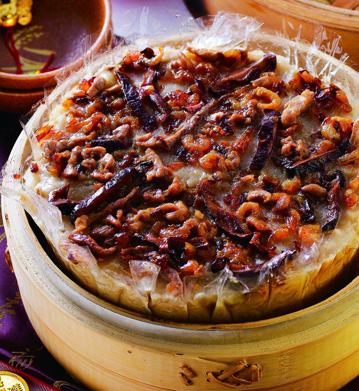 食譜:台式蘿蔔糕(2)