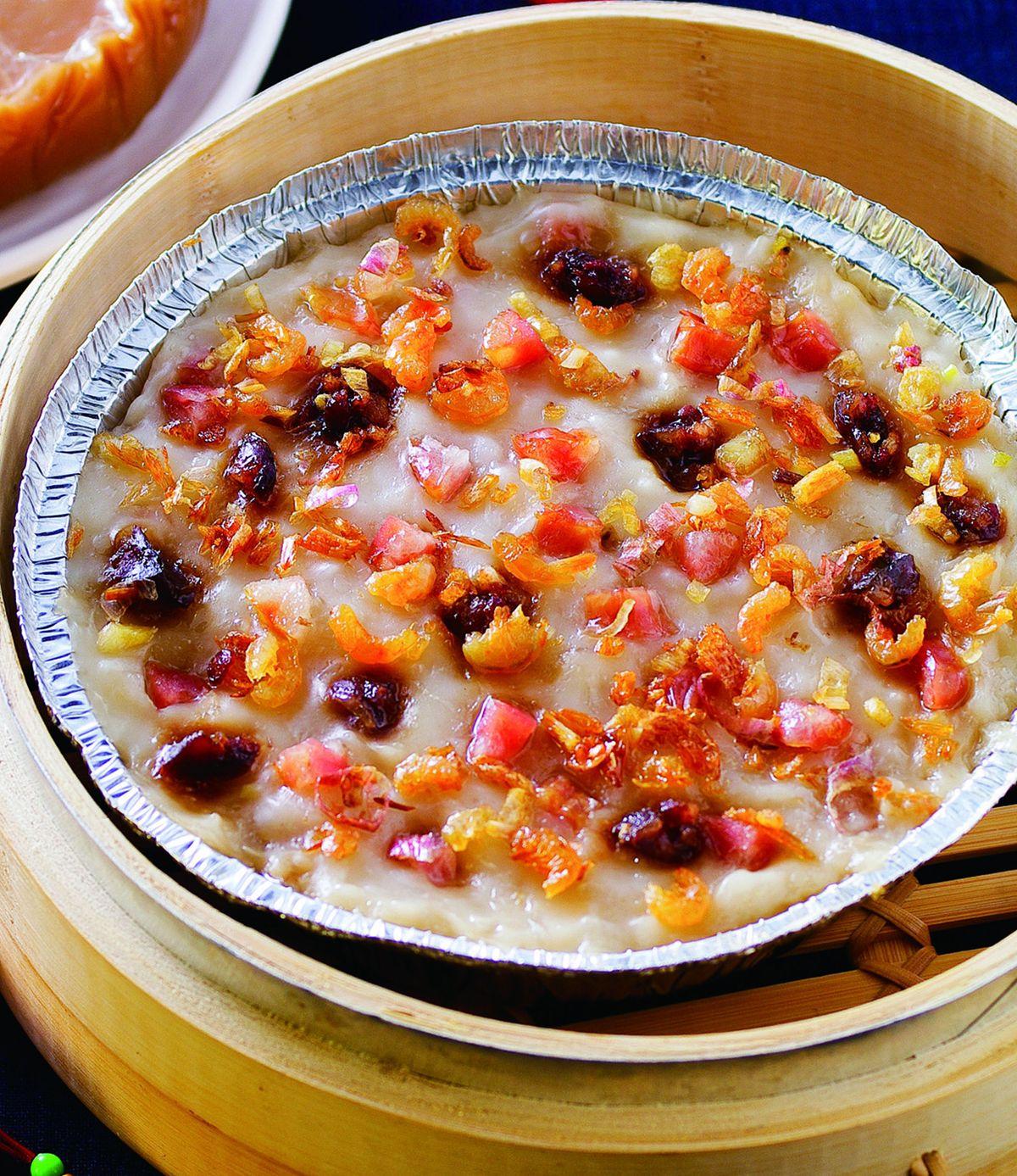 食譜:臘味蘿蔔糕(4)