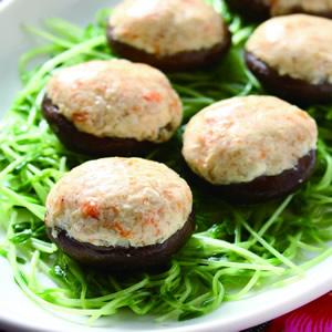 香菇鑲豆腐