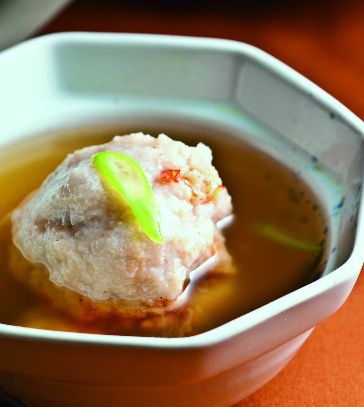 食譜:鮮蝦蓮藕球
