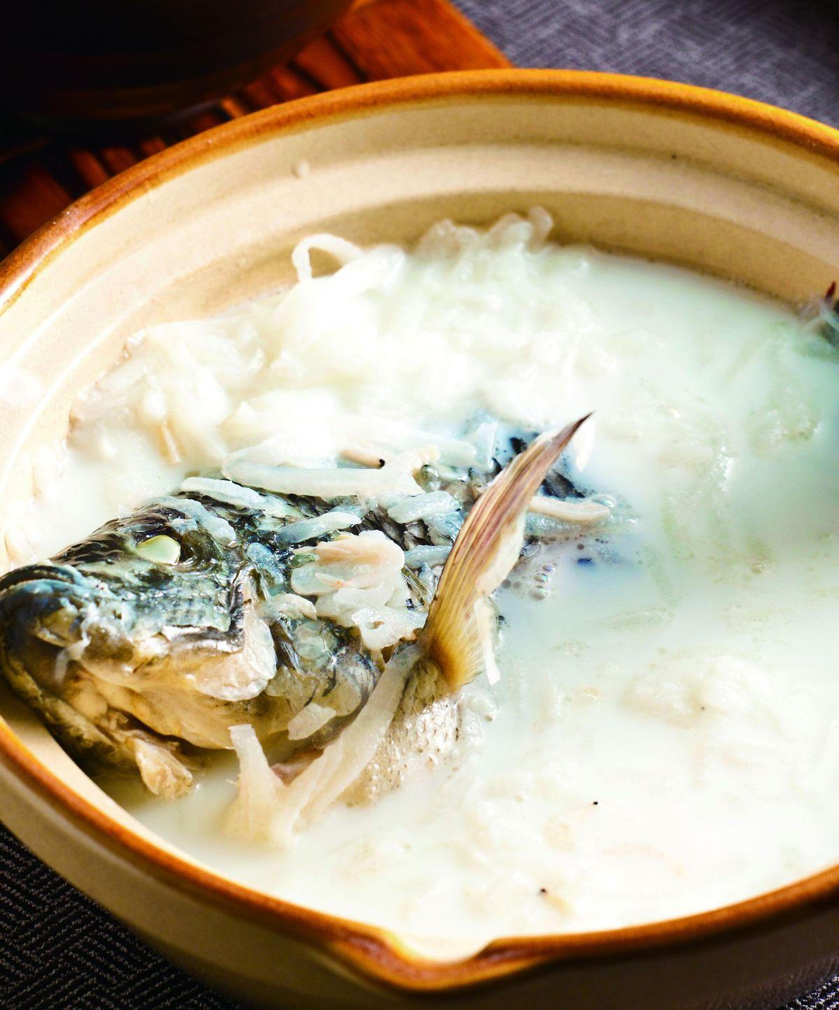 食譜:鮮魚蘿蔔絲湯