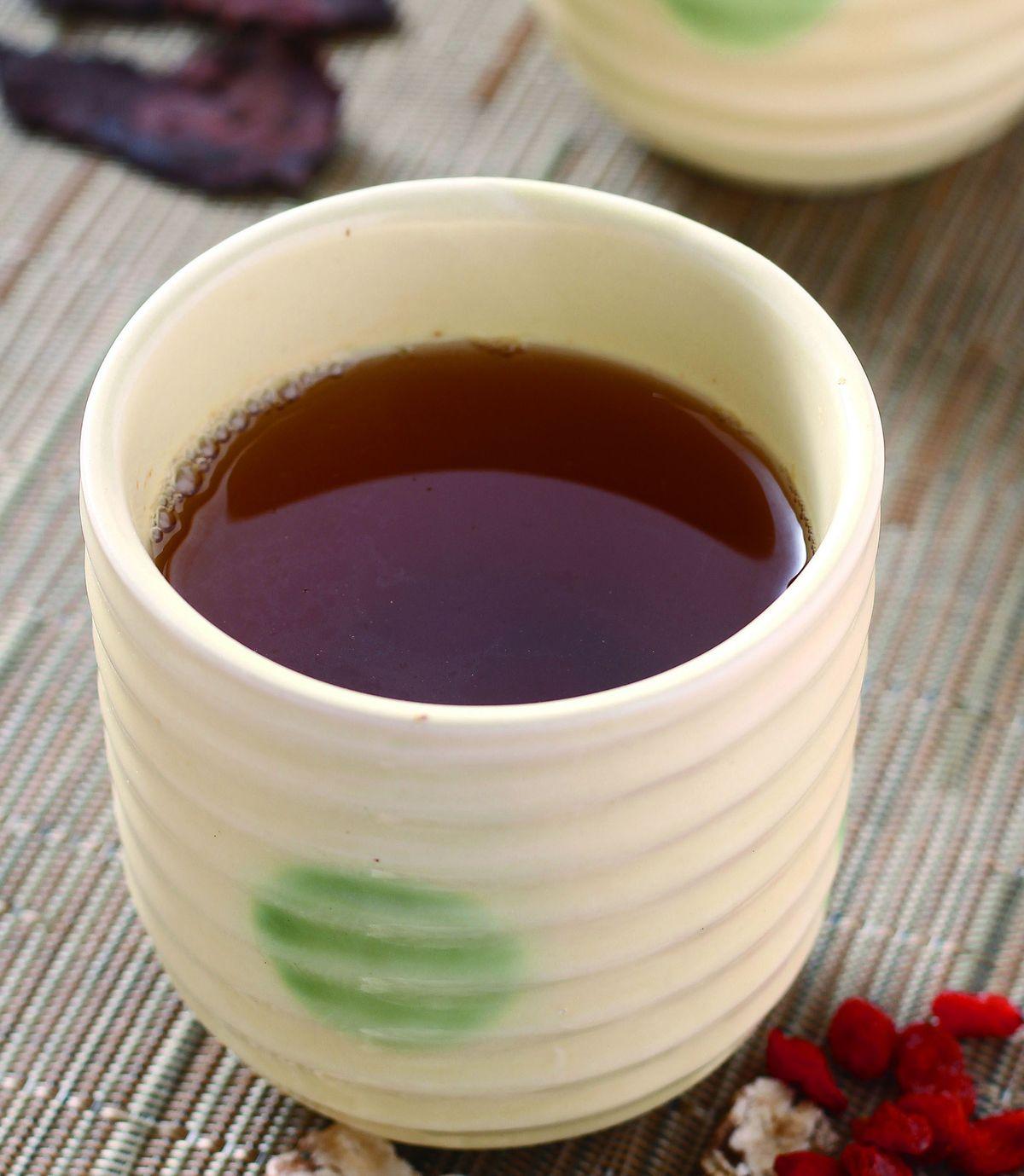 食譜:養生枸菊茶