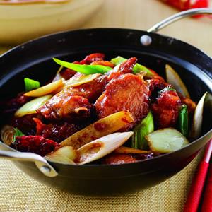 乾鍋雞(1)