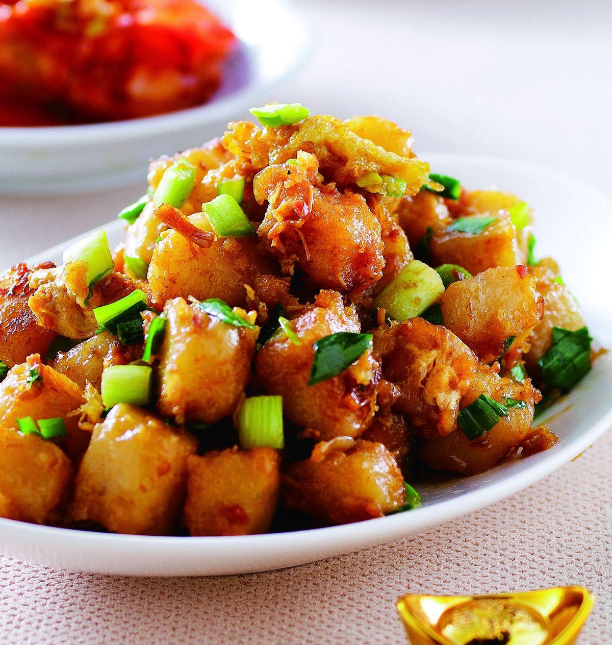 食譜:XO醬炒蘿蔔糕(2)
