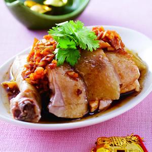 蒜頭雞(5)