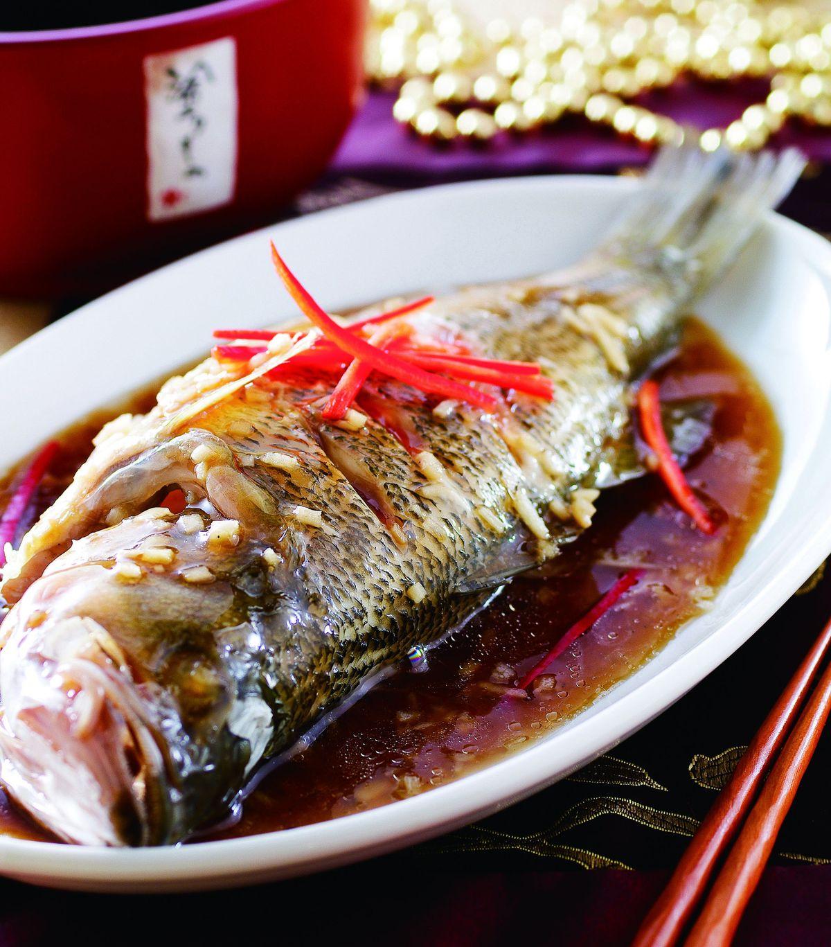 食譜:西湖醋魚(4)