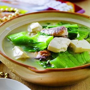 味噌豆腐鮮魚湯