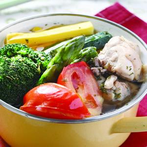 法式清燉雞肉鍋