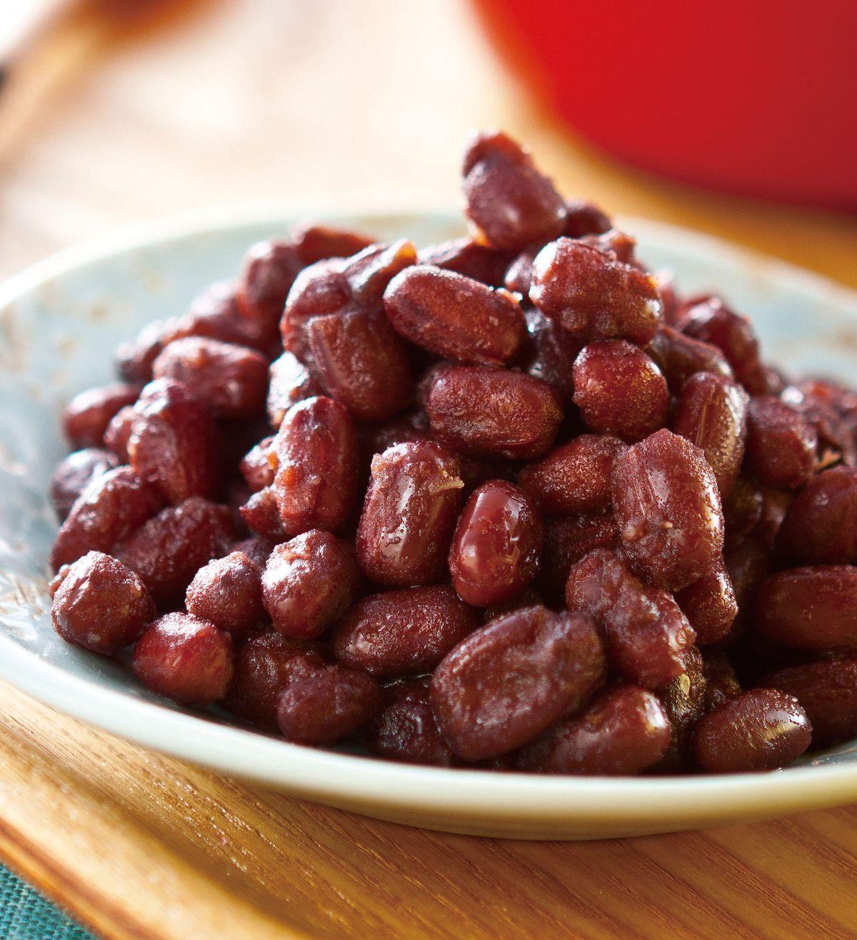 食譜:蜜紅豆(7)