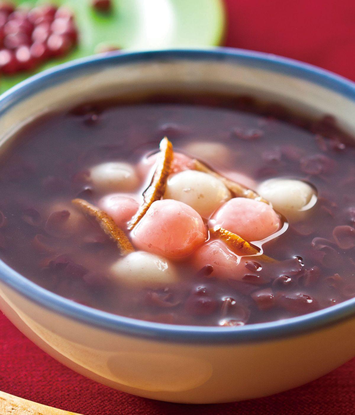 食譜:紅豆湯圓(1)