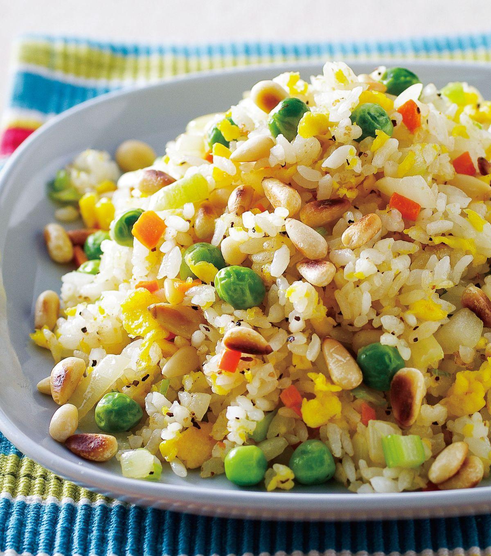 食譜:松子雞丁炒飯