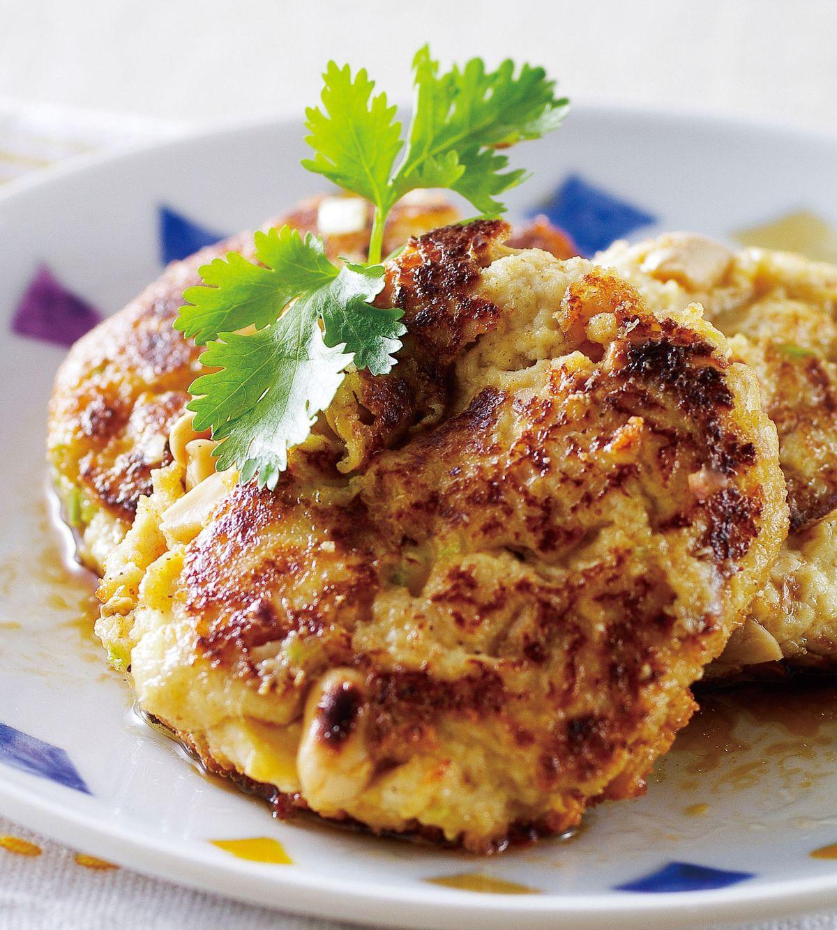 食譜:香煎花生豆腐