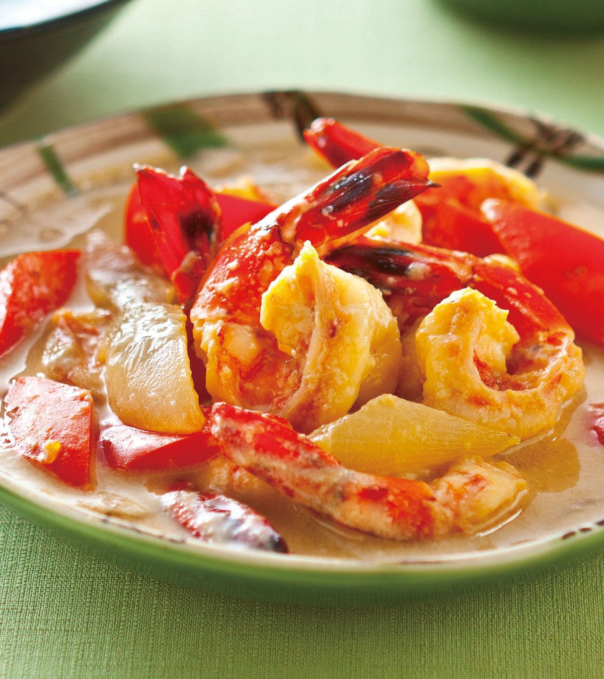 食譜:味噌蝦