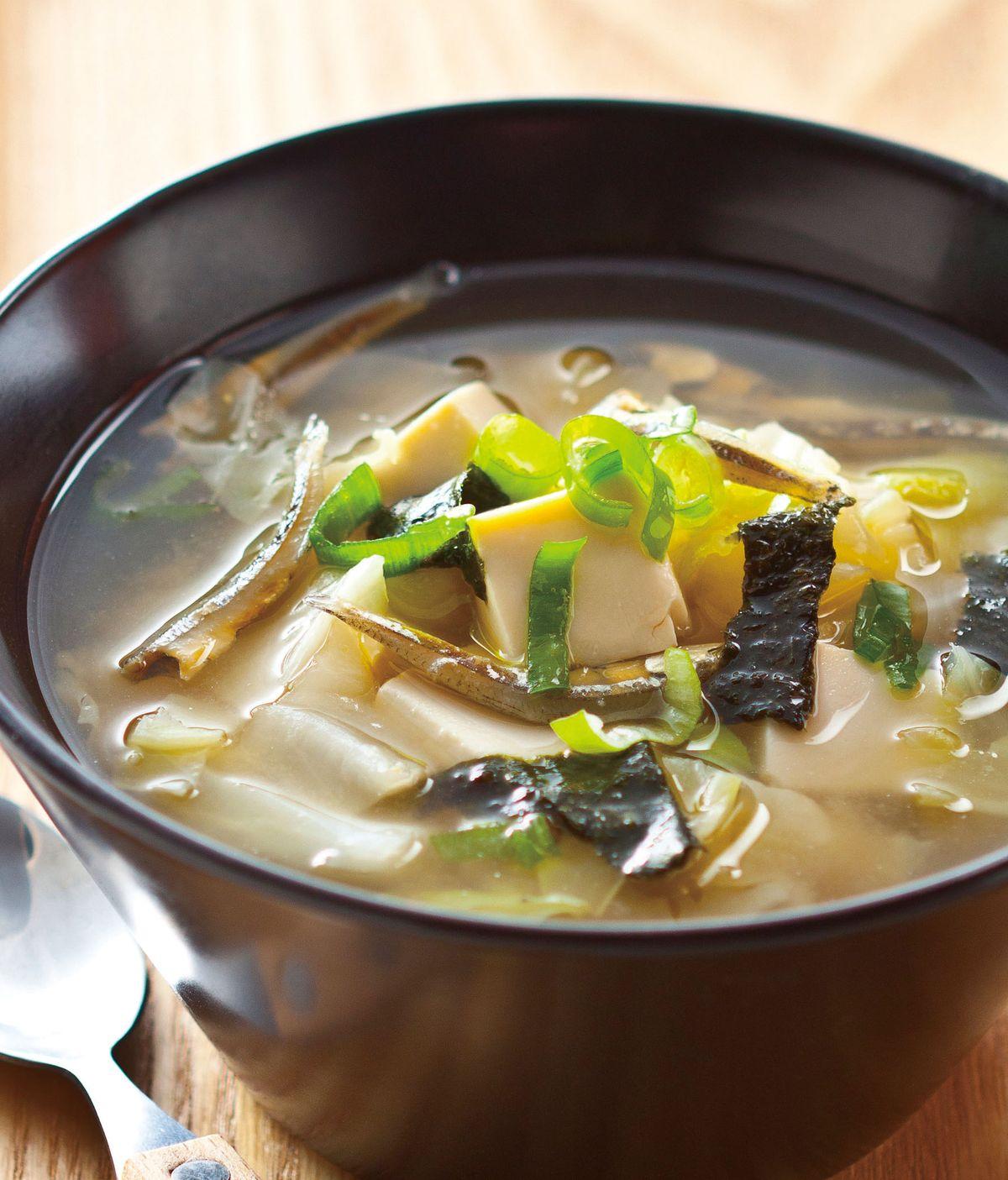 食譜:味噌湯(5)