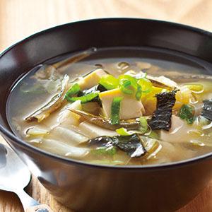 味噌湯(5)