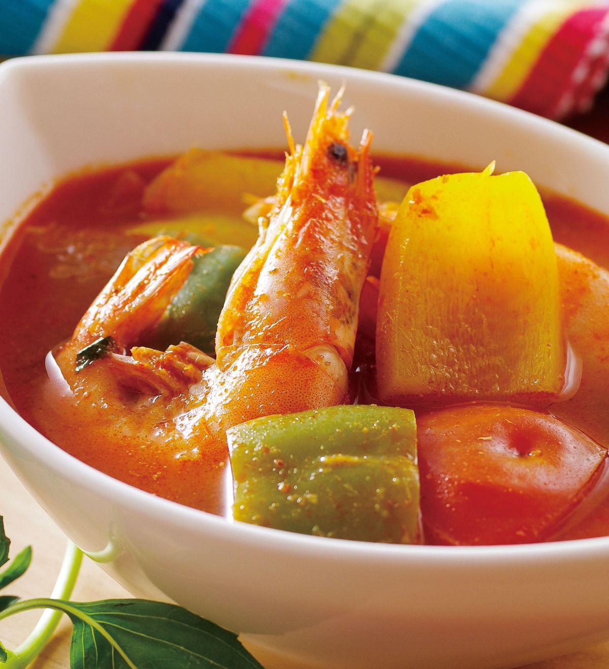 食譜:泰式酸辣湯(3)