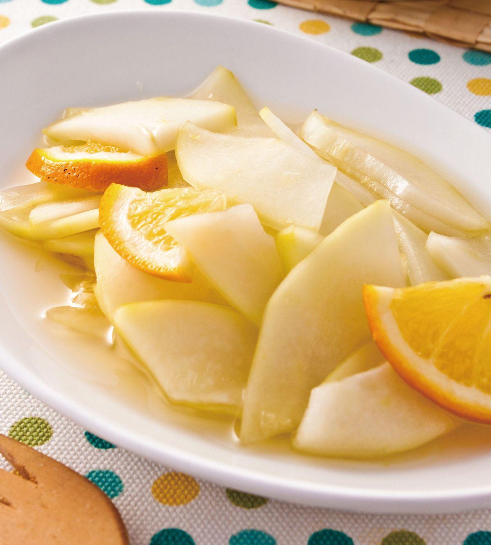 食譜:醋醃青木瓜