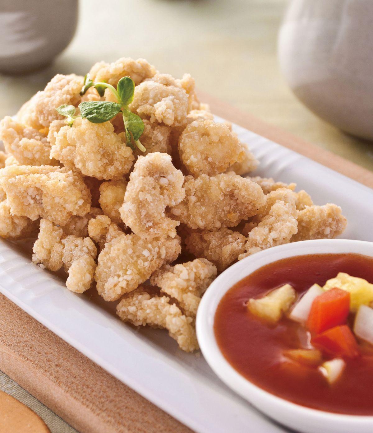食譜:糖醋雞米花