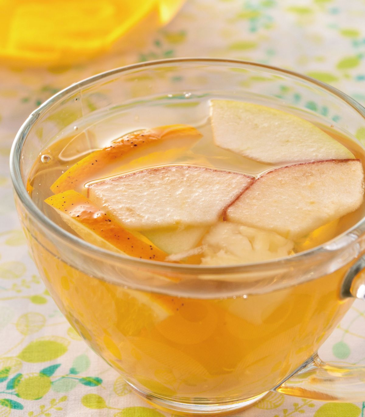 食譜:鮮果醋茶