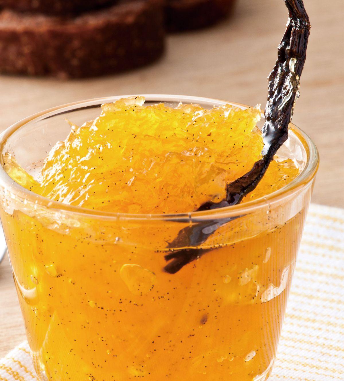 食譜:香草鳳梨醬
