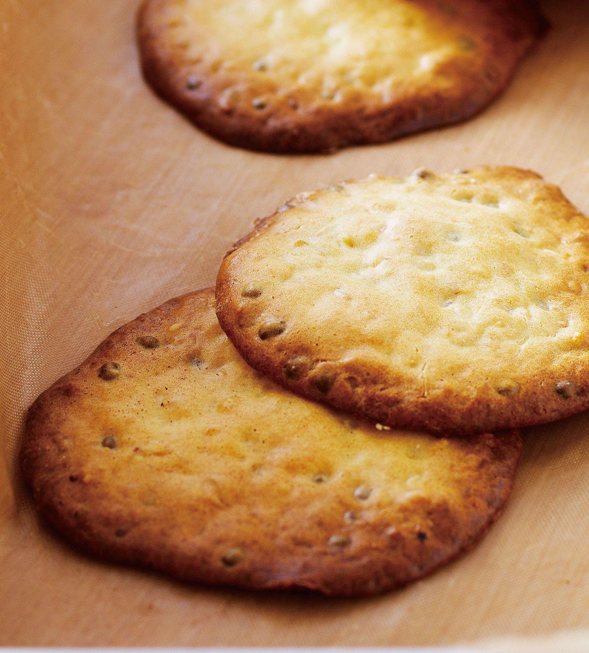 食譜:五穀雜糧餅乾
