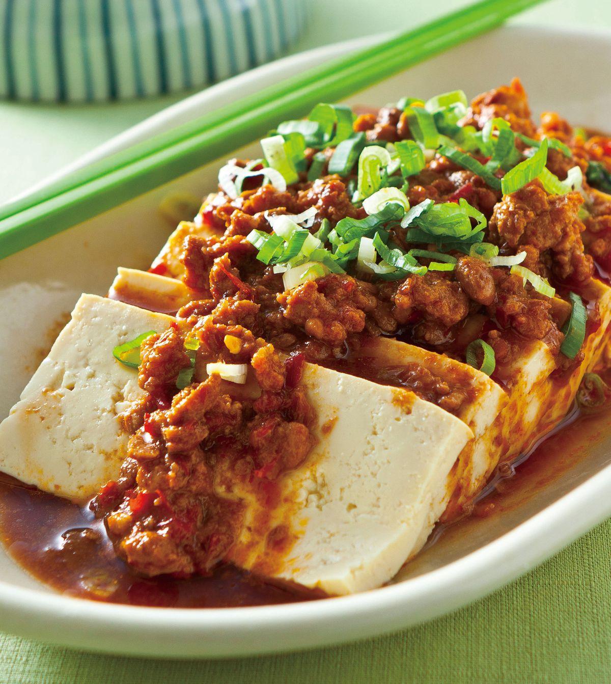食譜:豆瓣蒸豆腐