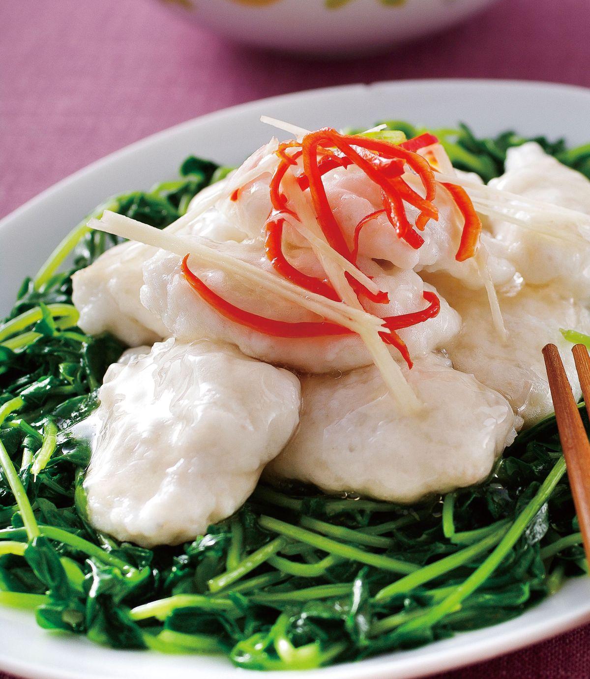 食譜:芙蓉魚片