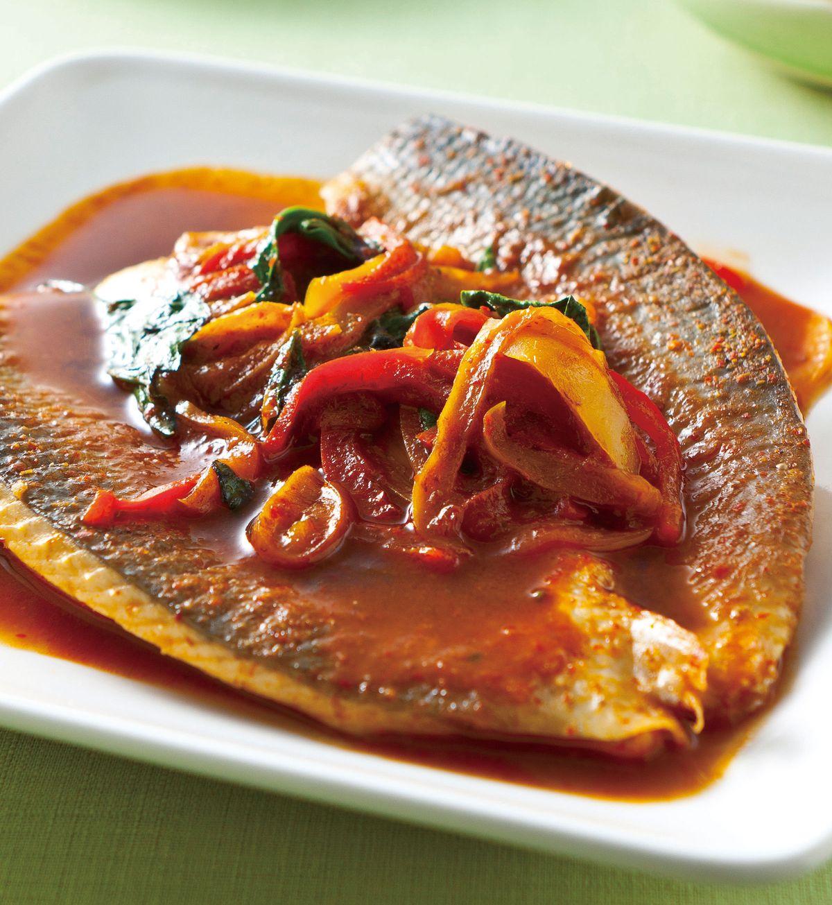 食譜:酸辣椰汁虱目魚
