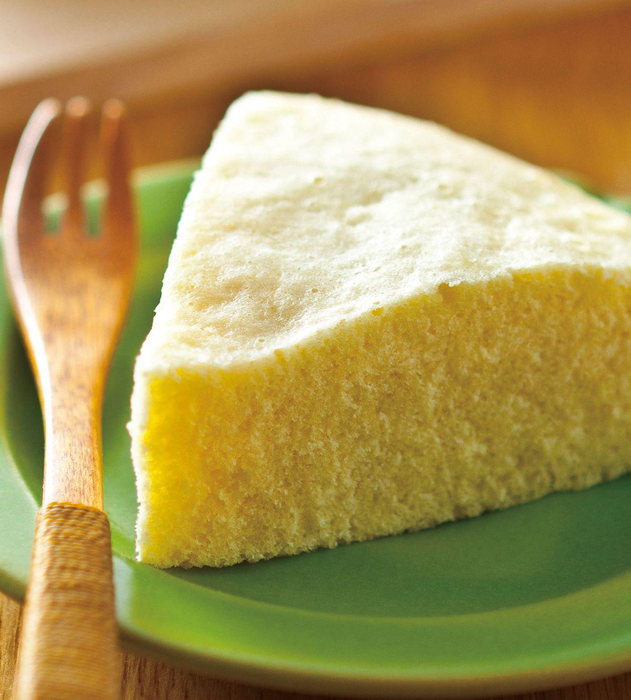 食譜:原味蒸蛋糕(1)