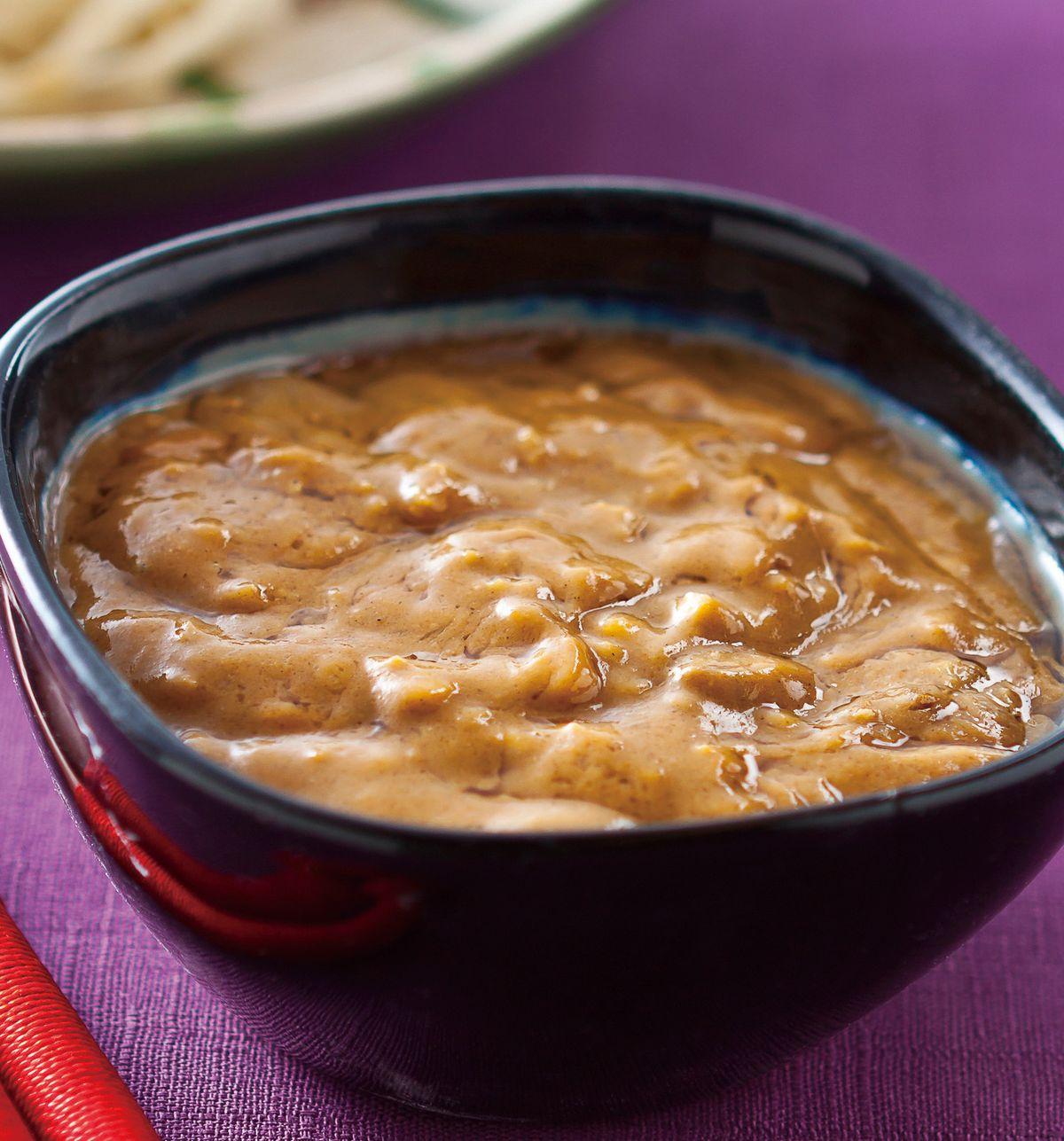食譜:蒜泥芝麻醬(1)