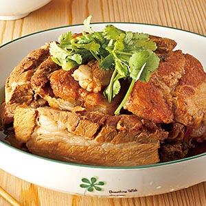 梅干扣肉(10)