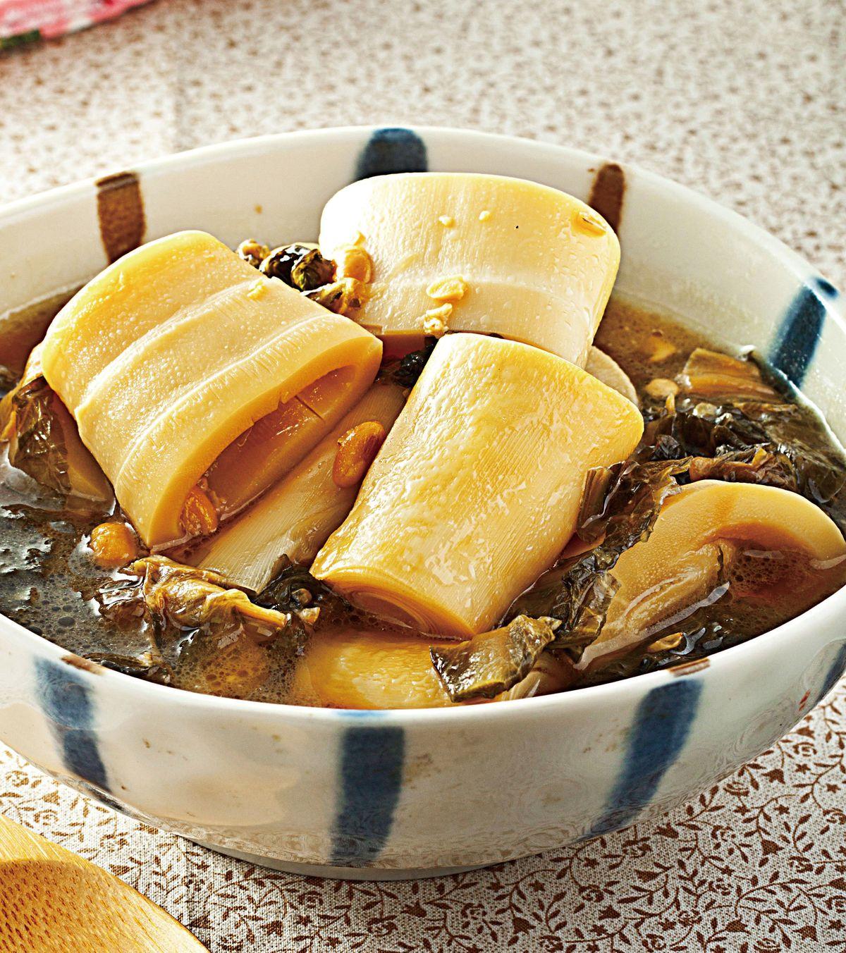 食譜:油燜桂竹筍(1)
