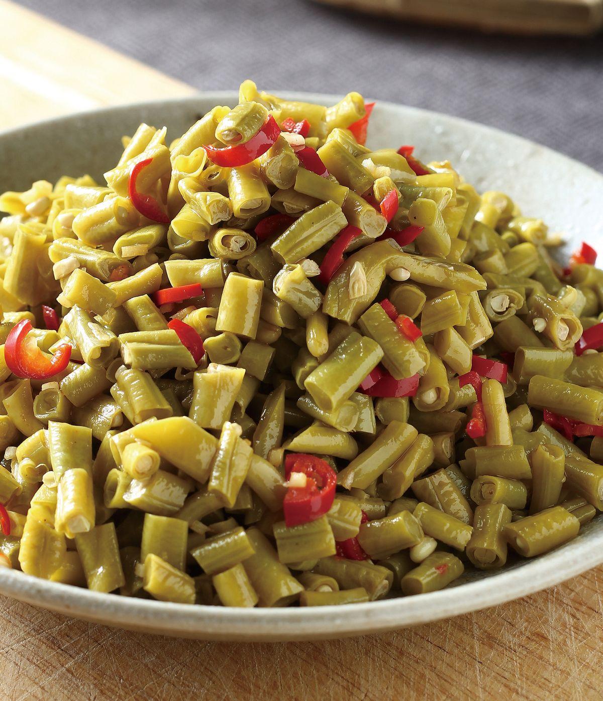 食譜:酸豇豆(2)